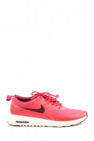 """Nike Schnürsneaker """"Buty NIKE - Air Max Thea Action Red"""""""