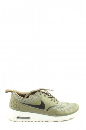Nike Schnürsneaker khaki Casual-Look