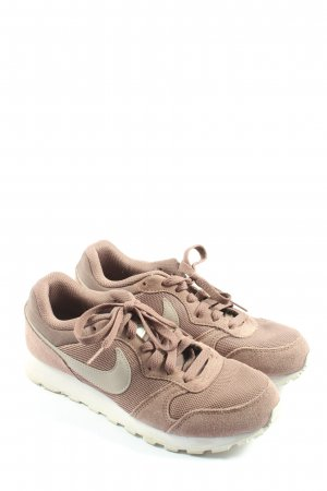 Nike Schnürsneaker pink-creme Motivdruck Casual-Look