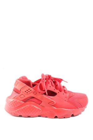 "Nike Schnürsneaker ""Buty NIKE - Huarache Run (Gs)"" rot"