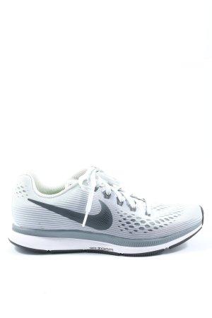 Nike Schnürsneaker weiß-hellgrau Elegant
