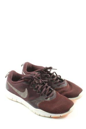 Nike Schnürsneaker rot sportlicher Stil