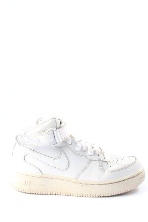 """Nike Schnürsneaker """"NIKE AIR FORCE 1 MID"""" weiß"""