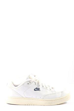"Nike Schnürsneaker ""Grandstand II White"" weiß"