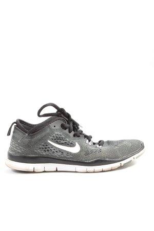 Nike Schnürsneaker hellgrau sportlicher Stil