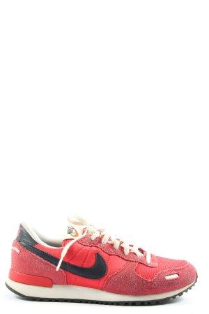 Nike Schnürsneaker rot-schwarz Casual-Look