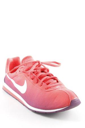 Nike Schnürsneaker Farbverlauf sportlicher Stil
