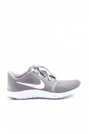 Nike Schnürsneaker hellgrau Casual-Look