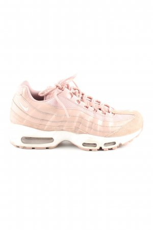 Nike Lace-Up Sneaker nude-pink casual look