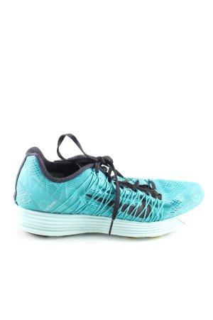 Nike Schnürsneaker türkis Casual-Look