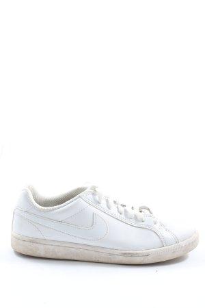 Nike Schnürsneaker weiß Casual-Look