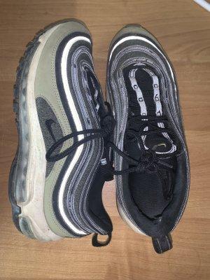 Nike Sneakresy na obcasie czarny