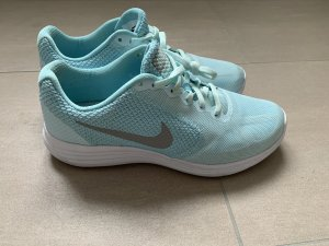 Nike Zapatilla brogue turquesa
