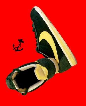 Nike High top sneaker geel-groen