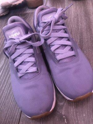 Nike Zapatilla brogue púrpura