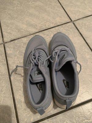 Nike Sneakers met veters azuur