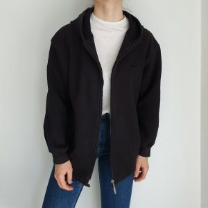 Nike Oversized trui zwart
