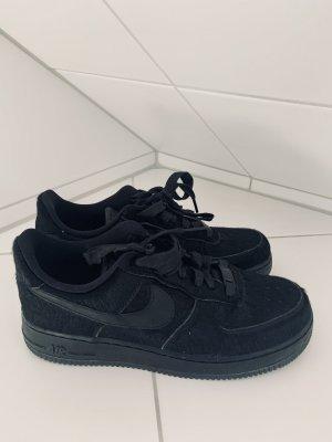 Nike Schwarze-Haar Sneaker