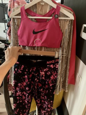 Nike Set BH + Leggings S NEU