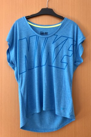 Nike Shirt blau