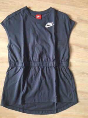 Nike Shirt, blau, Gr. L, nie getragen, langer Schnitt, nie getragen nur gewaschen