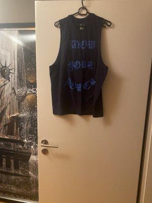 Nike Shirt blau XL 42