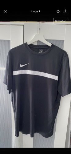 Nike Basic Shirt white-black
