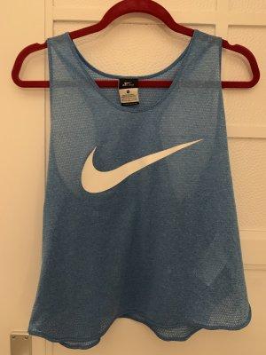 Nike Shirt Dri Fit hellblau