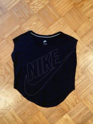 Nike Shirt mit Logo-Print