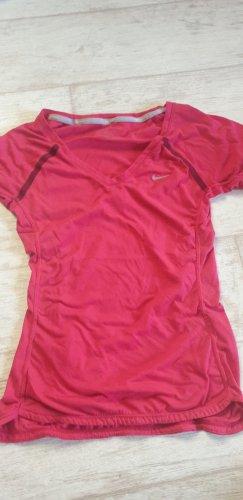 nike Shirt Neon Pink
