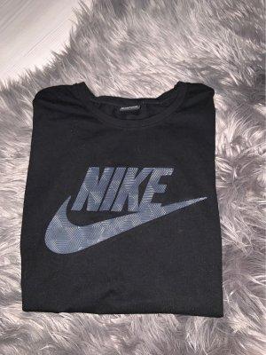 Nike Shirt schwarz