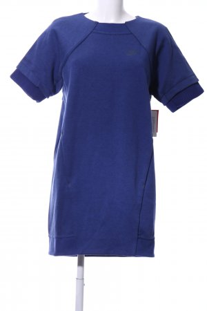 Nike Shirtkleid blau Casual-Look