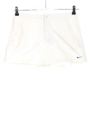 Nike Shorts weiß-schwarz Casual-Look