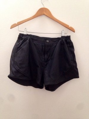 Nike Shorts aus Echtleder