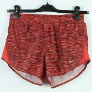 NIKE Shorts Gr. S rot schwarz (20/03/247*)