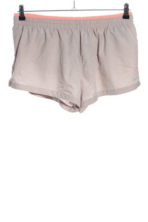 """Nike Shorts """"von Pepita"""" wollweiß"""