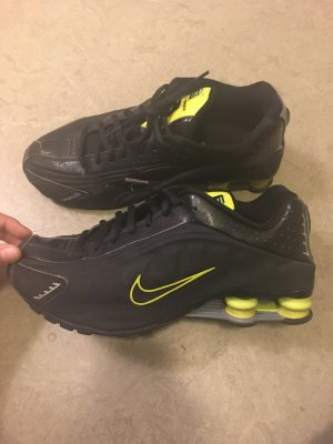 Nike Shox/Schwarz/bequem/Sport