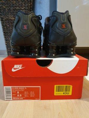 Nike High top sneaker zwart