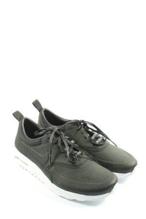 Nike Skaterschuhe schwarz schlichter Stil
