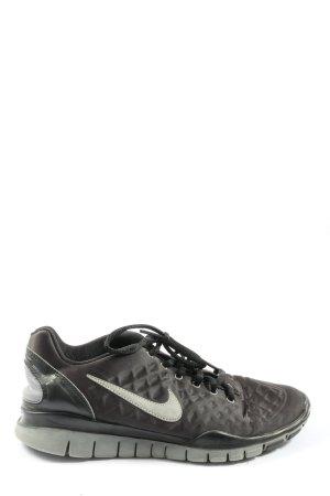 Nike Skaterschuhe schwarz-hellgrau Casual-Look