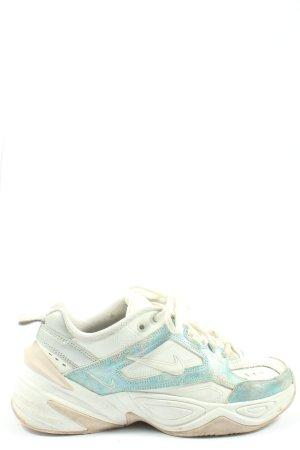 Nike Skaterschuhe weiß-türkis Casual-Look