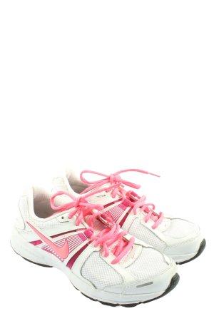 Nike Skaterschuhe weiß schlichter Stil