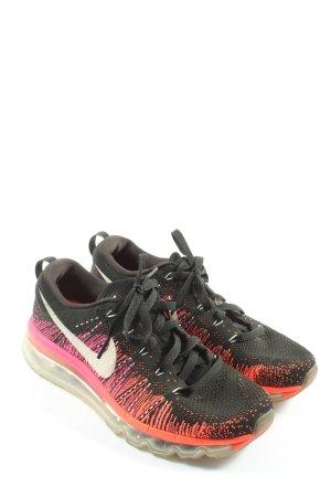 Nike Skaterschuhe schwarz-pink Casual-Look