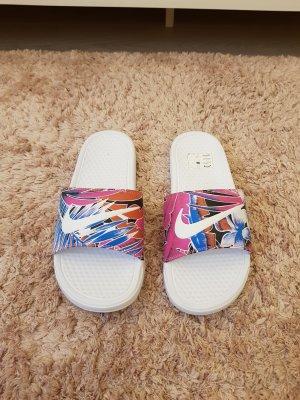 Nike Ciabatta aperta multicolore