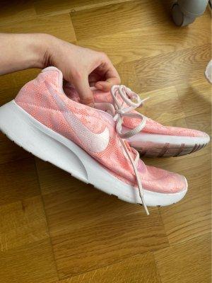 Nike Sznurowane trampki Wielokolorowy