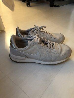 Nike Sneaker beige Gr. 37/ 38