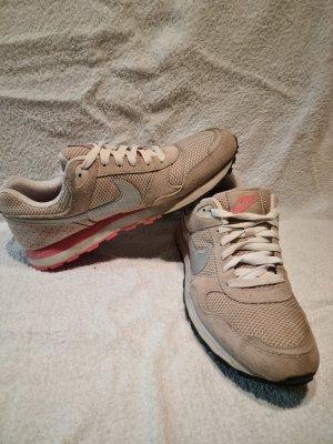 Nike Sneaker beige, pink