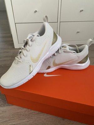 Nike Sneaker beige weiß gold 40 neu