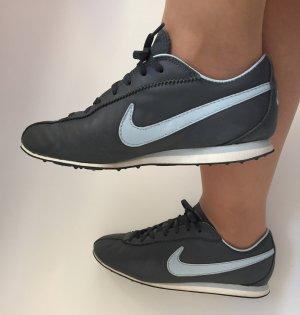 Nike Sneaker, dunkelgrau/blau