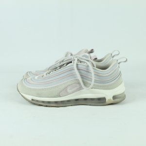 NIKE Sneaker Gr. 38 rosa grau Samt Model. Air Max 97 Ultra Lux (20/11/096*)